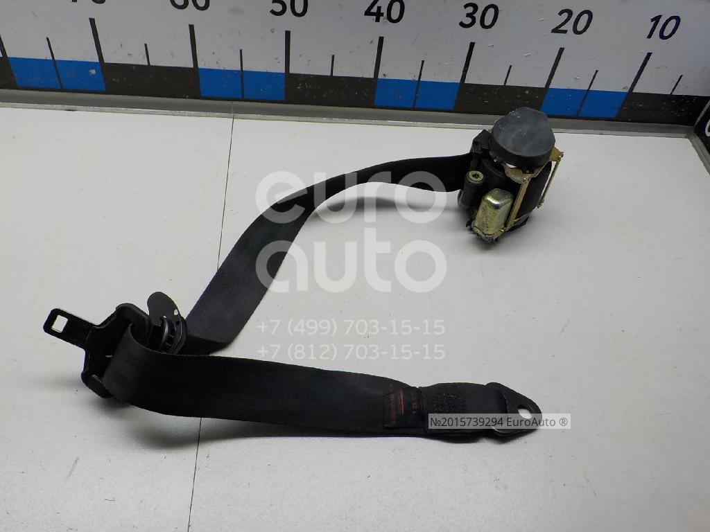 Ремень безопасности с пиропатроном для Peugeot 607 2000-2010 - Фото №1