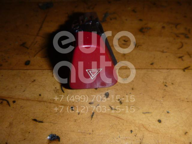 Кнопка аварийной сигнализации для Peugeot 607 2000-2010 - Фото №1