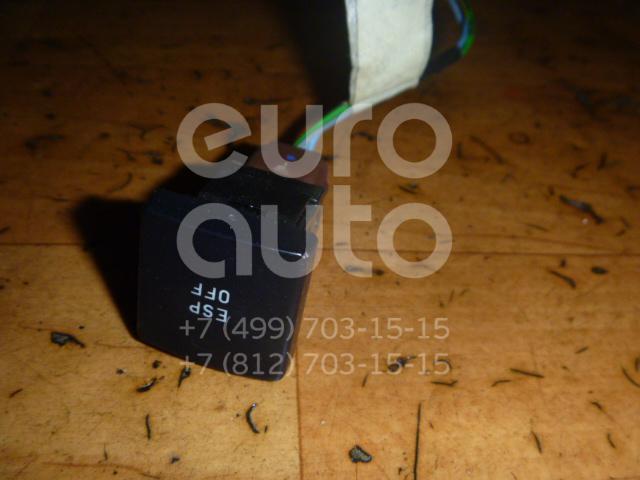 Кнопка антипробуксовочной системы для Peugeot 607 2000-2010 - Фото №1