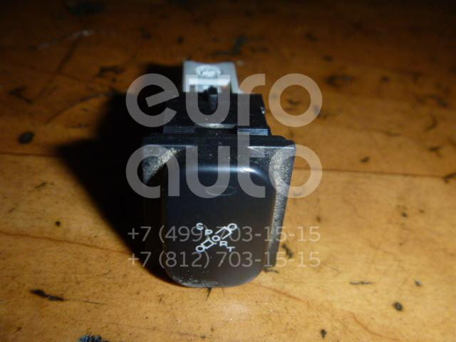 Кнопка переключения режимов подвески для Peugeot 607 2000> - Фото №1