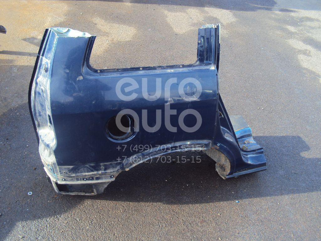 Крыло заднее правое для Opel Zafira A (F75) 1999-2005 - Фото №1