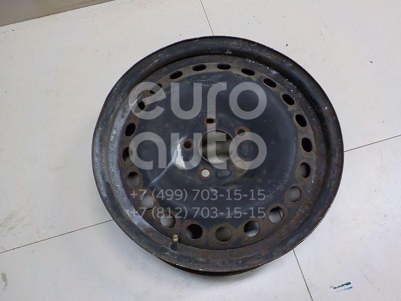 Диск колесный железо для Ford Mondeo III 2000-2007 - Фото №1