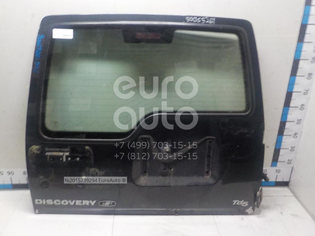 Дверь багажника со стеклом для Land Rover Discovery II 1998-2004 - Фото №1