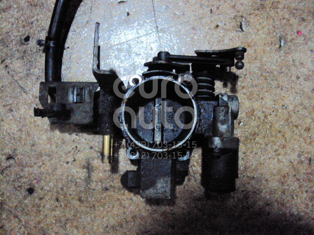 Заслонка дроссельная механическая для Opel Zafira (F75) 1999-2005;Astra F 1991-1998;Astra G 1998-2005;Vectra B 1995-1999;Vectra B 1999-2002 - Фото №1