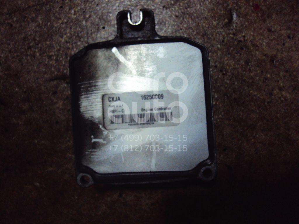 Блок управления двигателем для Opel Zafira A (F75) 1999-2005;Astra G 1998-2005;Vectra B 1999-2002 - Фото №1