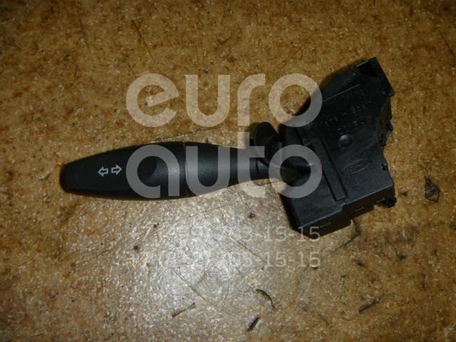 Переключатель поворотов подрулевой для Ford Mondeo III 2000-2007;Fusion 2002>;Fiesta 2001-2007 - Фото №1