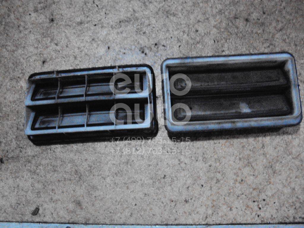 Решетка вентиляционная для Opel Zafira A (F75) 1999-2005;Astra G 1998-2005;Tigra TwinTop 2004-2009;Signum 2003-2008;Corsa C 2000-2006;Zafira B 2005-2012 - Фото №1