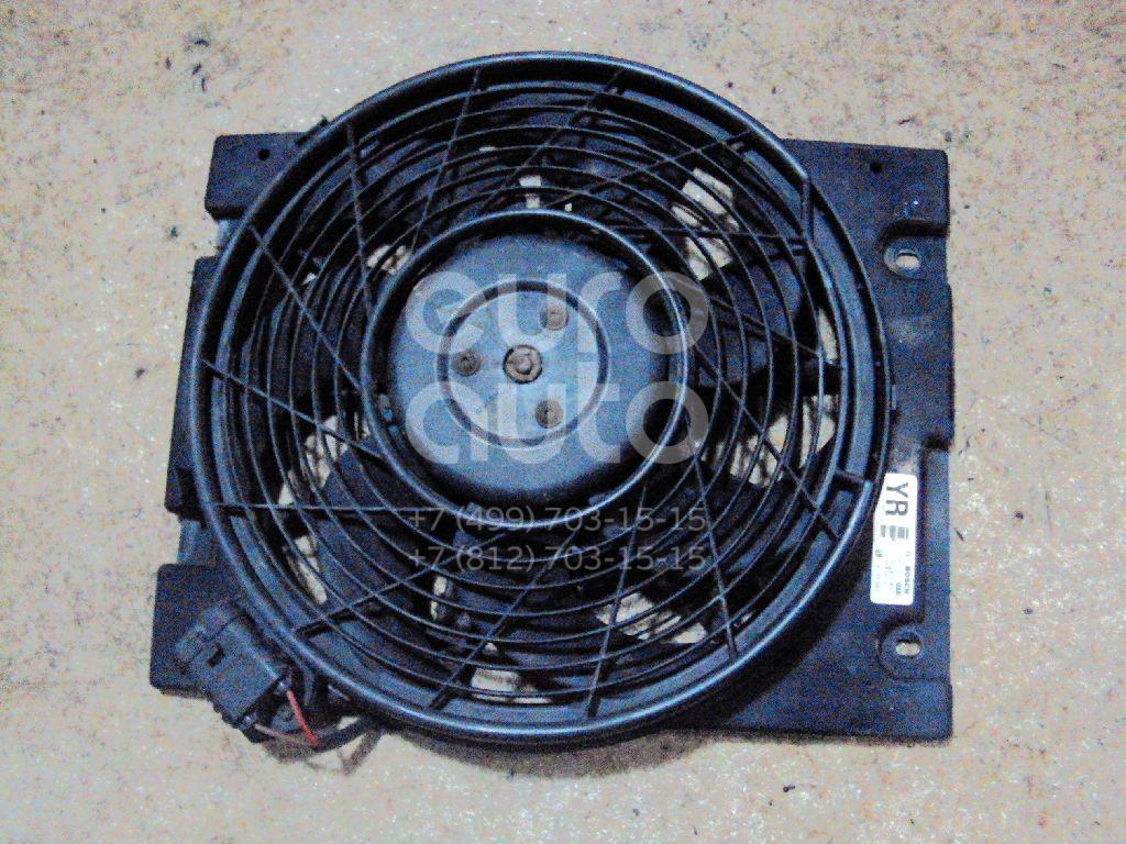 Вентилятор радиатора для Opel Zafira (F75) 1999-2005;Astra G 1998-2005 - Фото №1