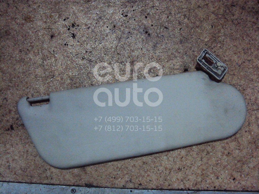 Козырек солнцезащитный (внутри) для Opel Zafira A (F75) 1999-2005 - Фото №1
