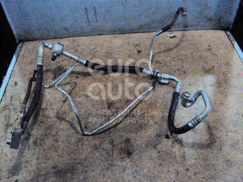 Трубка кондиционера для Opel Zafira A (F75) 1999-2005 - Фото №1