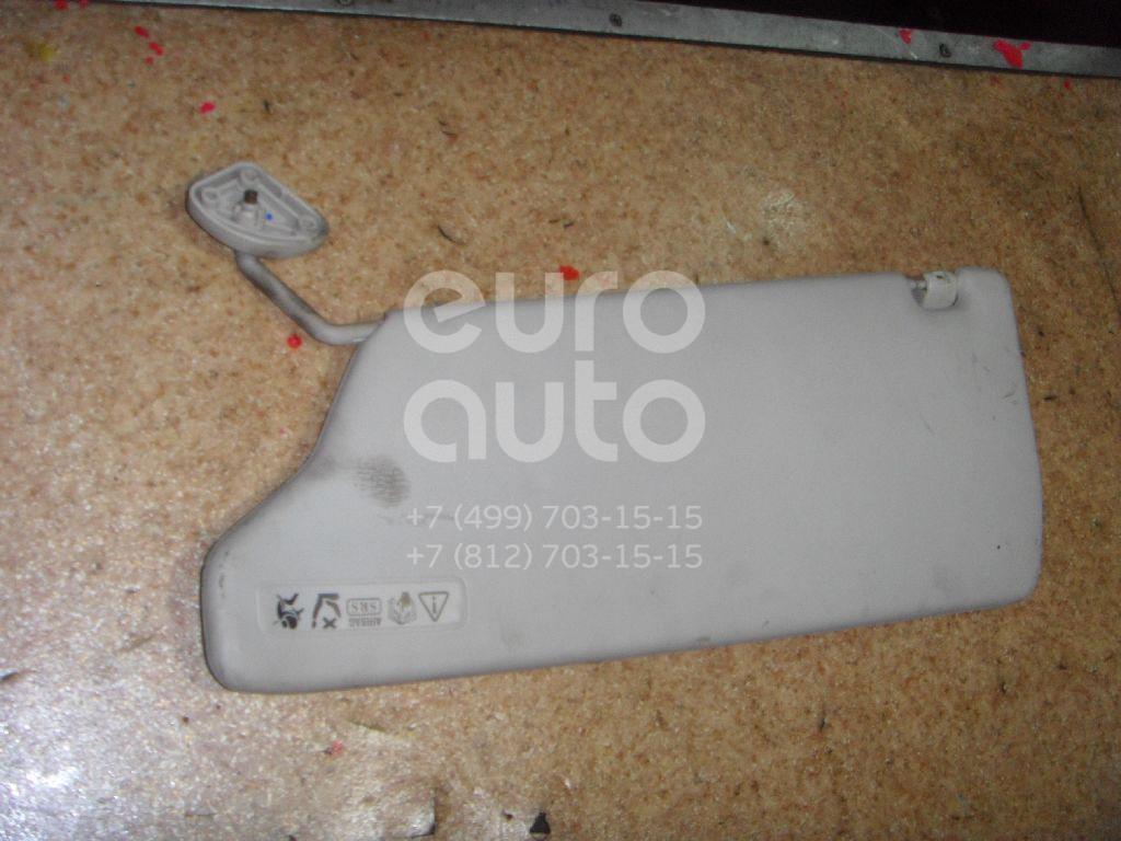 Козырек солнцезащитный (внутри) для Land Rover Discovery II 1998-2004 - Фото №1