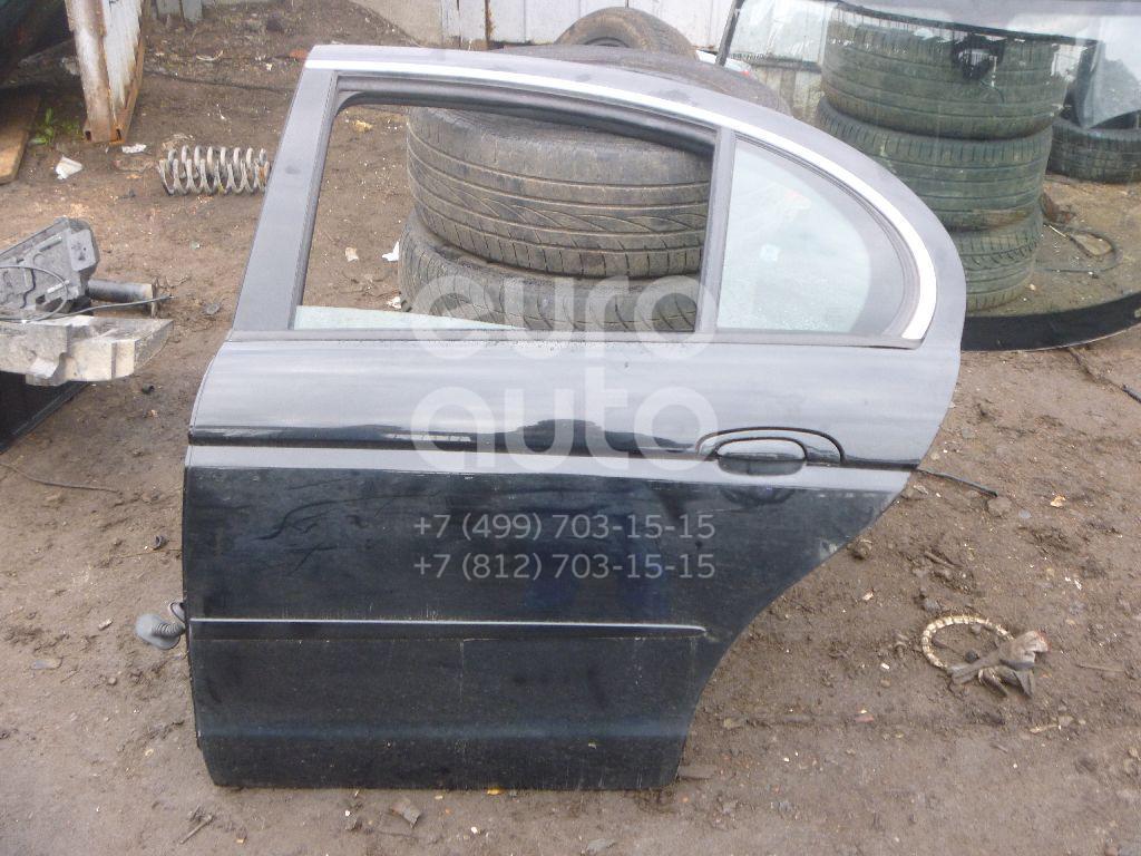 Дверь задняя левая для Jaguar S-TYPE 2000-2006 - Фото №1