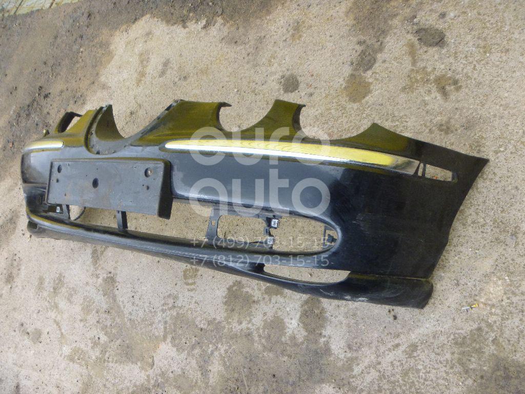 Бампер передний для Jaguar S-TYPE 2000-2006 - Фото №1