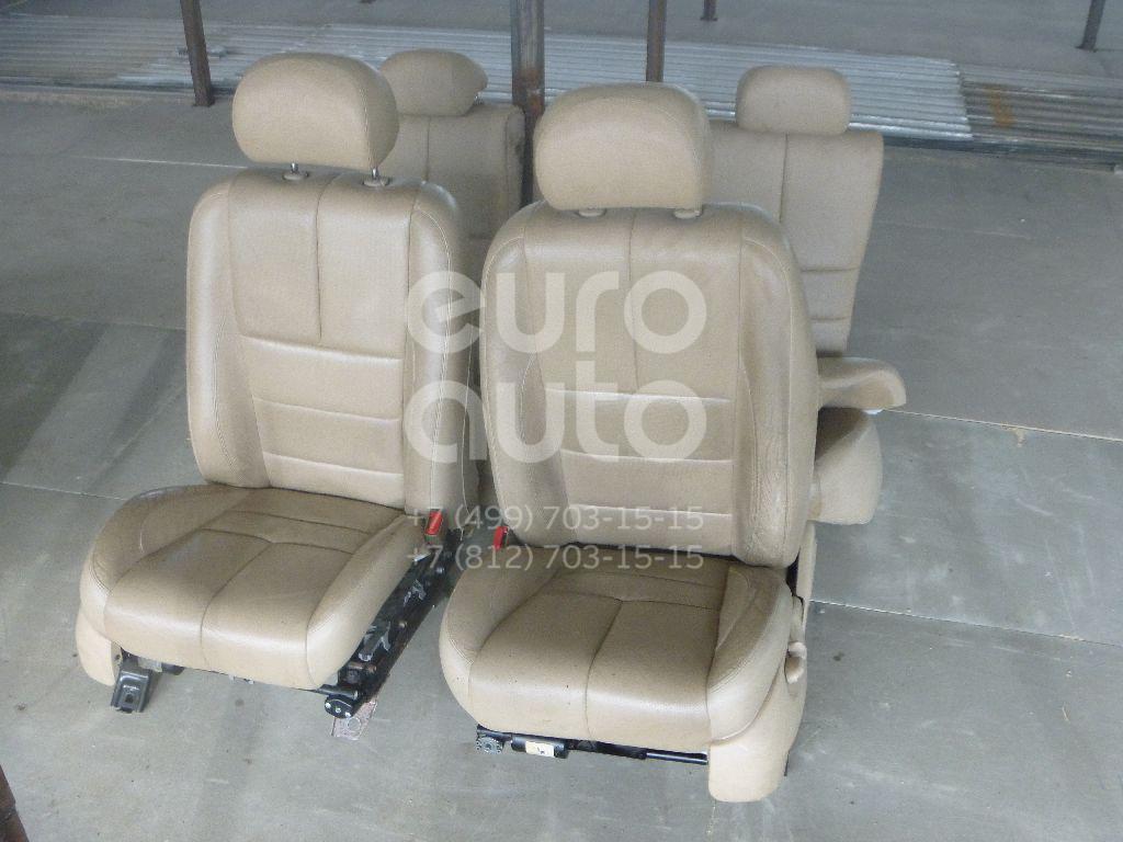 К-кт сидений для Jaguar S-TYPE 2000-2006 - Фото №1
