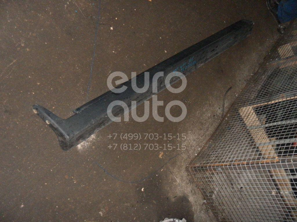 Накладка на порог (наружная) для Mitsubishi Galant (EA) 1997-2003 - Фото №1