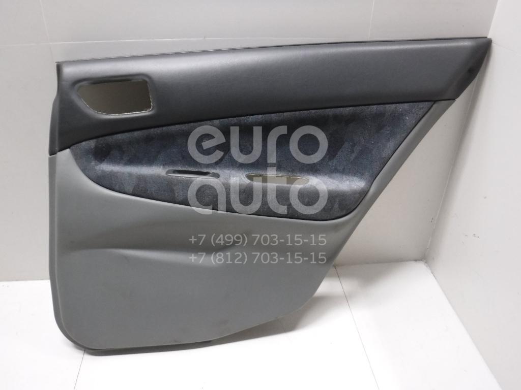 Обшивка двери задней правой для Mitsubishi Galant (EA) 1997-2003 - Фото №1