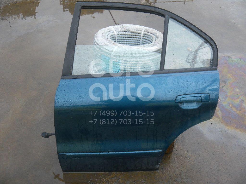 Дверь задняя левая для Mitsubishi Galant (EA) 1997-2003 - Фото №1
