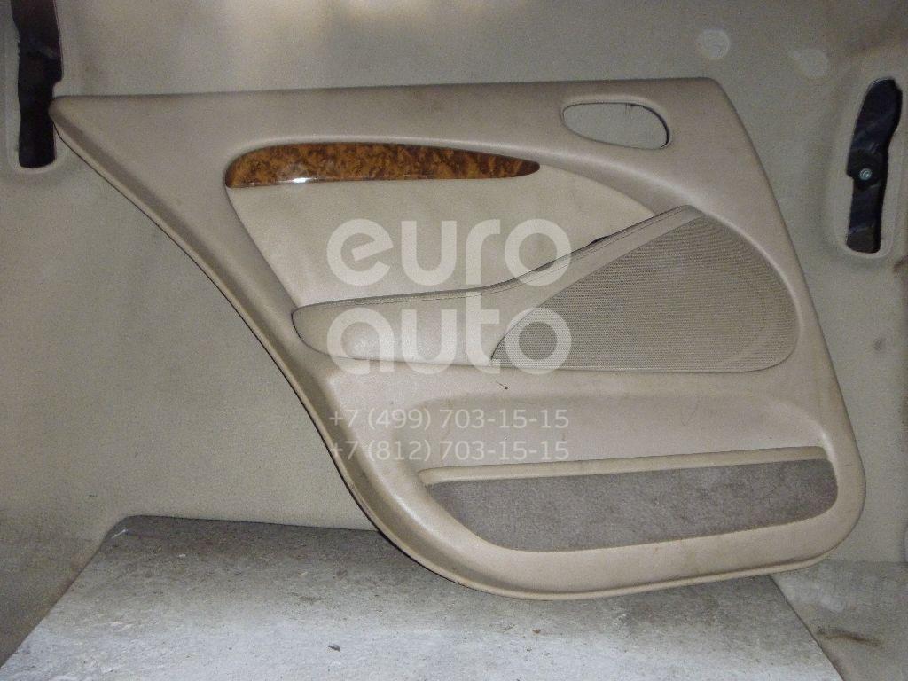 Обшивка двери задней левой для Jaguar S-TYPE 2000-2006 - Фото №1