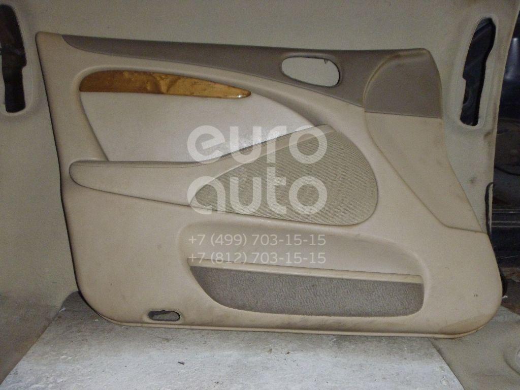 Обшивка двери передней левой для Jaguar S-TYPE 2000-2006 - Фото №1