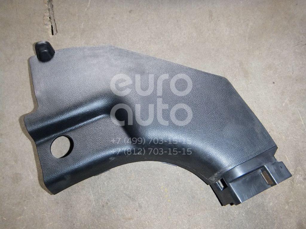Накладка порога (внутренняя) для Kia Sportage 2010-2015 - Фото №1