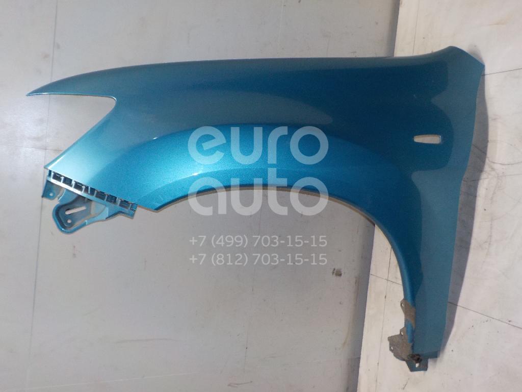 Купить Крыло переднее левое Mitsubishi ASX 2010-; (5220J277)