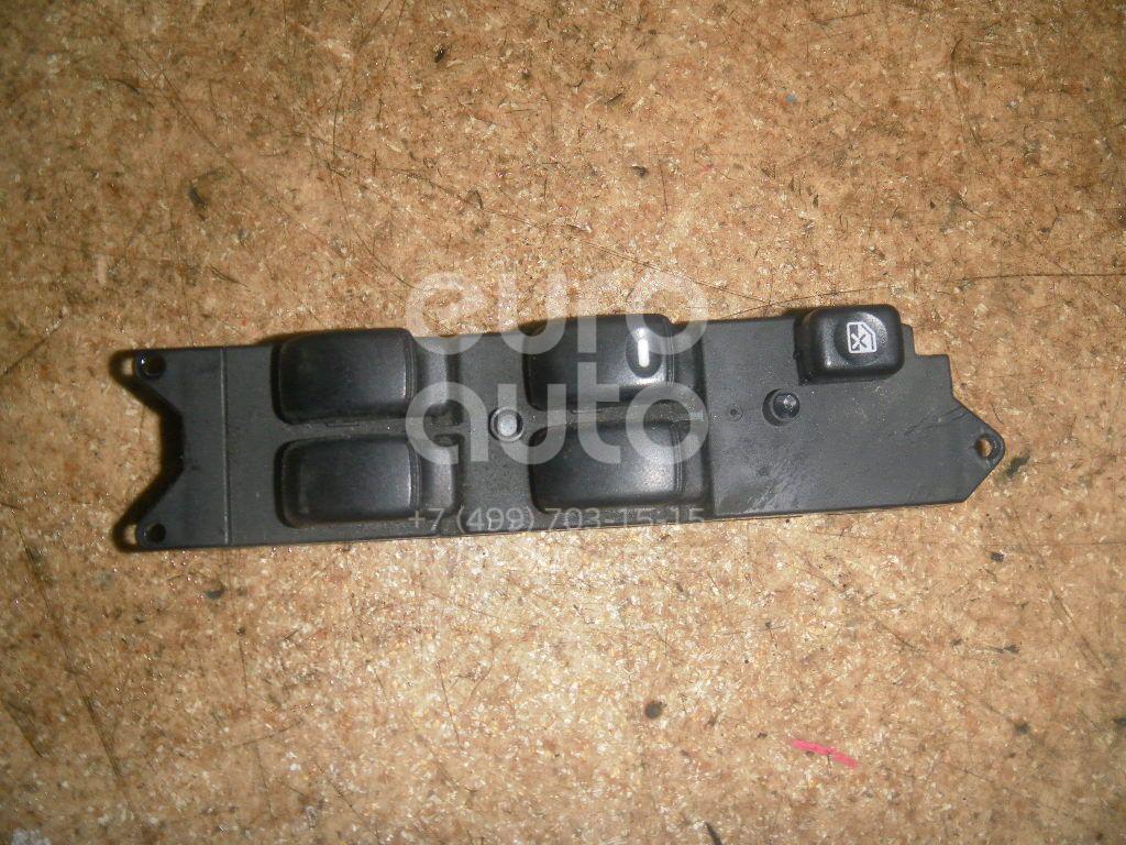 Блок управления стеклоподъемниками для Mitsubishi Galant (EA) 1997-2003;Pajero/Montero (V1, V2, V3, V4) 1997-2004 - Фото №1