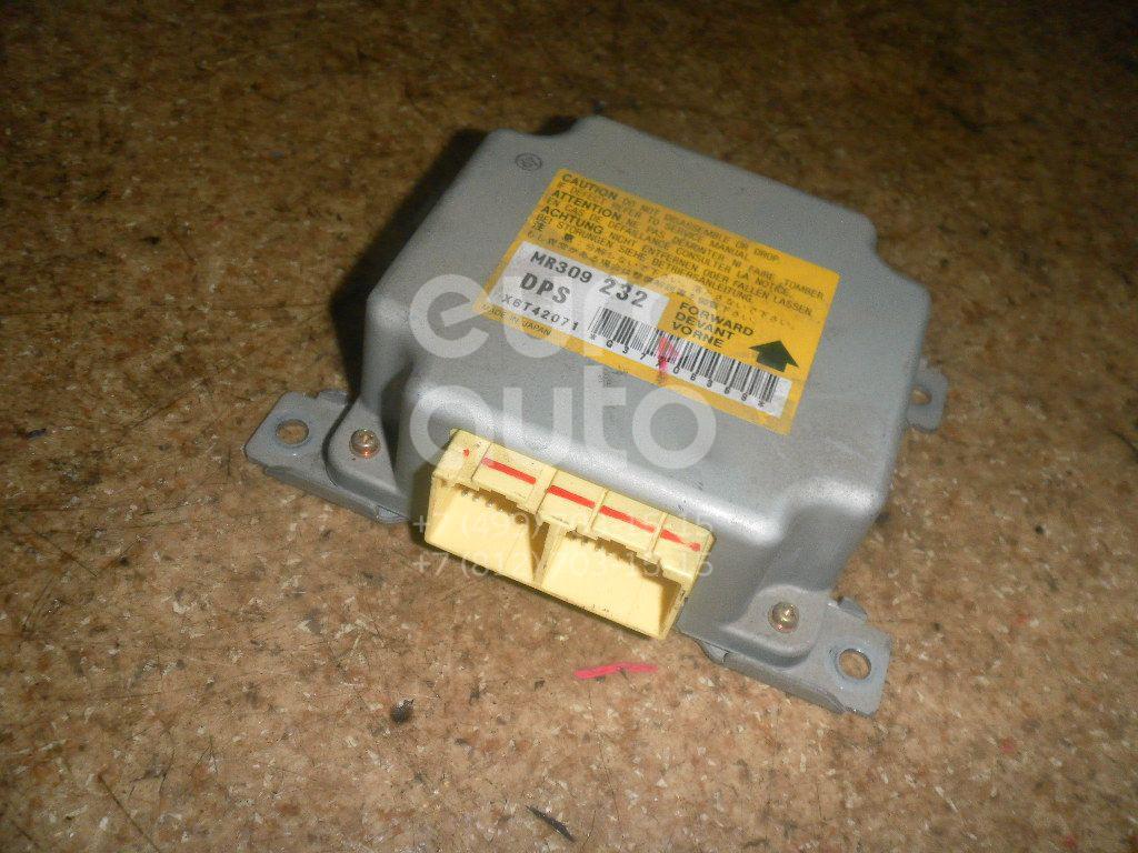 Блок управления AIR BAG для Mitsubishi Galant (EA) 1997-2003 - Фото №1