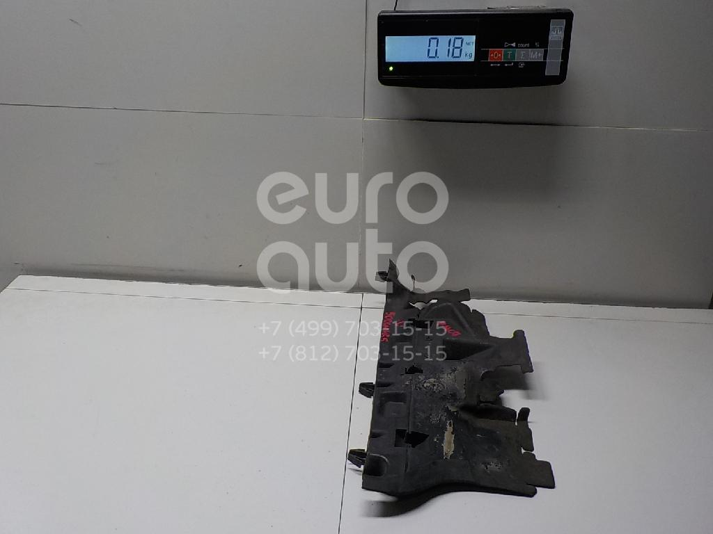 Воздуховод радиатора левый для Peugeot 407 2004-2010 - Фото №1