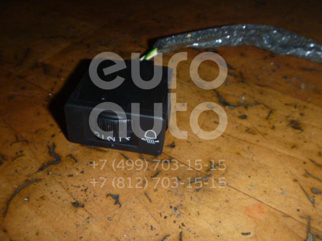 Кнопка корректора фар для Peugeot,Citroen 407 2004-2010;C2 2003-2008;207 2006-2013;1007 2005-2009;307 2001-2007;C3 2002-2009;Berlingo(FIRST) (M59) 2002-2012;308 I 2007-2015;C5 2008>;Partner (M59) 2002-2010;Partner Tepee(B9) 2008>;Berlingo (NEW) (B9) 2008> - Фото №1
