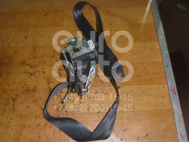 Ремень безопасности с пиропатроном для Peugeot 407 2004-2010 - Фото №1