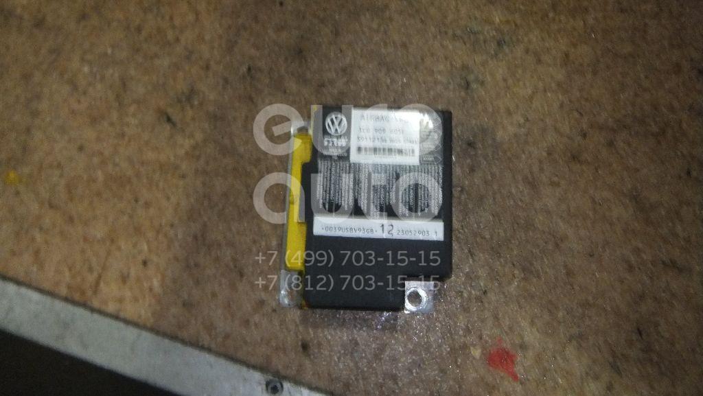 Блок управления AIR BAG для VW Passat [B6] 2005-2010 - Фото №1