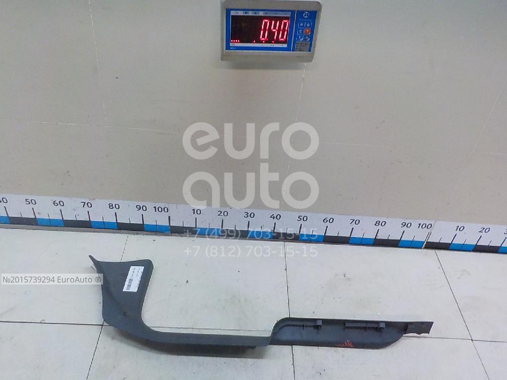 Накладка порога (внутренняя) для VW Sharan 2000-2006 - Фото №1
