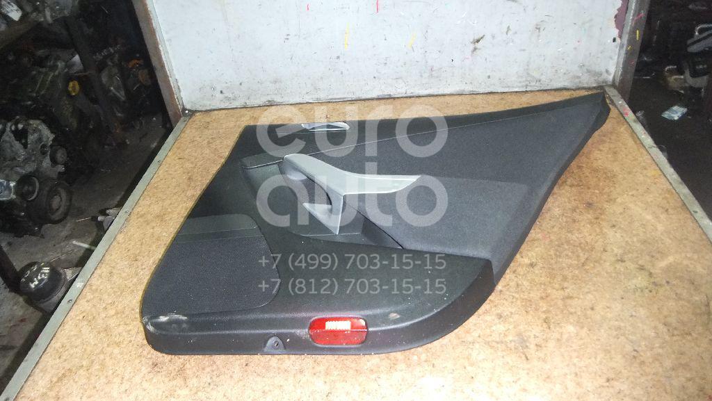 Обшивка двери задней правой для VW Passat [B6] 2005-2010 - Фото №1
