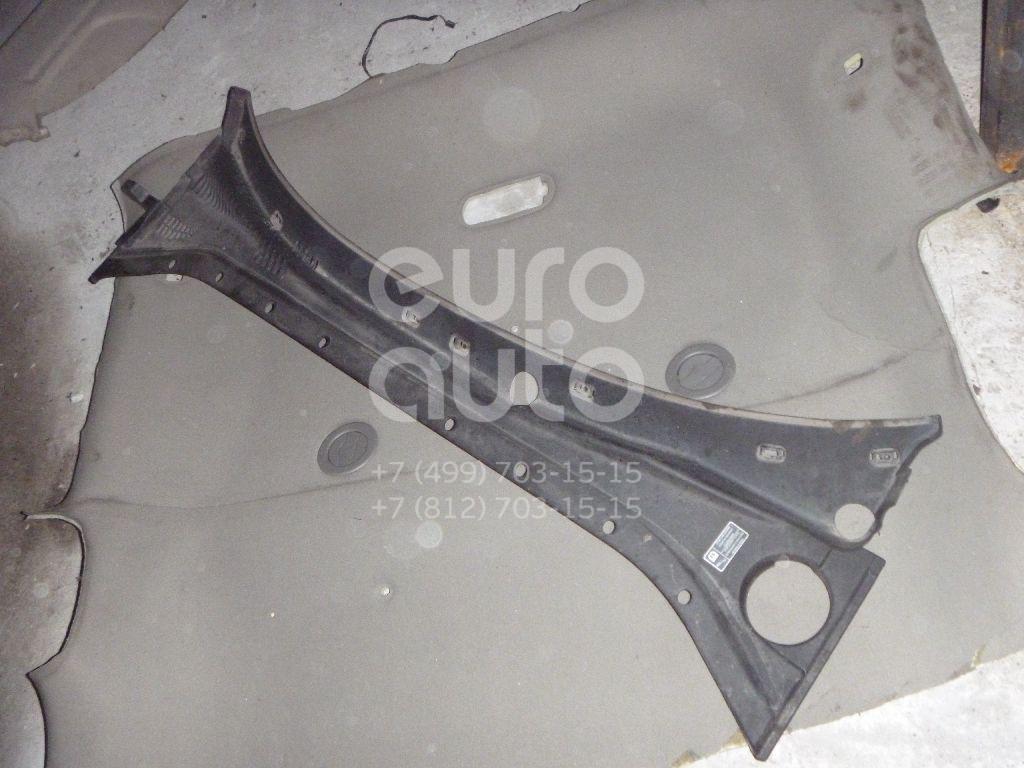 Решетка стеклооч. (планка под лобовое стекло) для Jaguar S-TYPE 2000-2006 - Фото №1