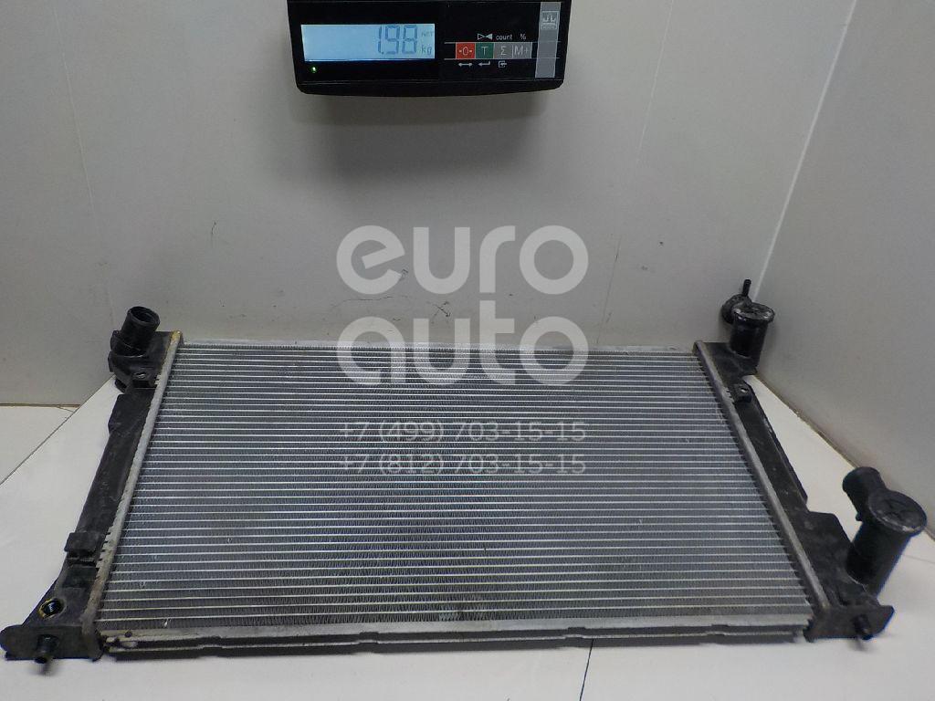 Купить Радиатор основной Toyota Avensis II 2003-2008; (164000H110)