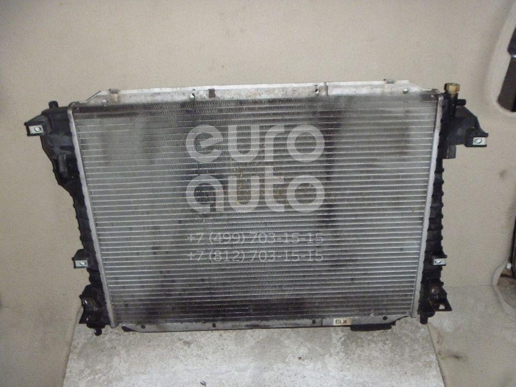 Радиатор основной для Jaguar S-TYPE 2000-2006 - Фото №1