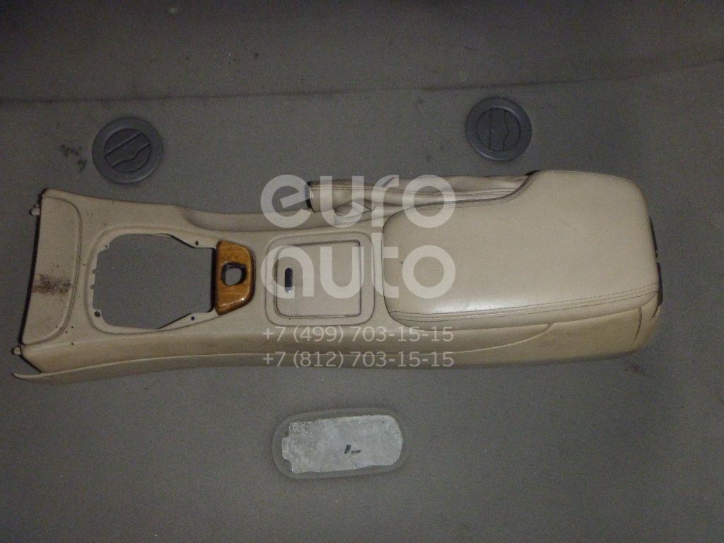 Подлокотник для Jaguar S-TYPE 2000-2006 - Фото №1