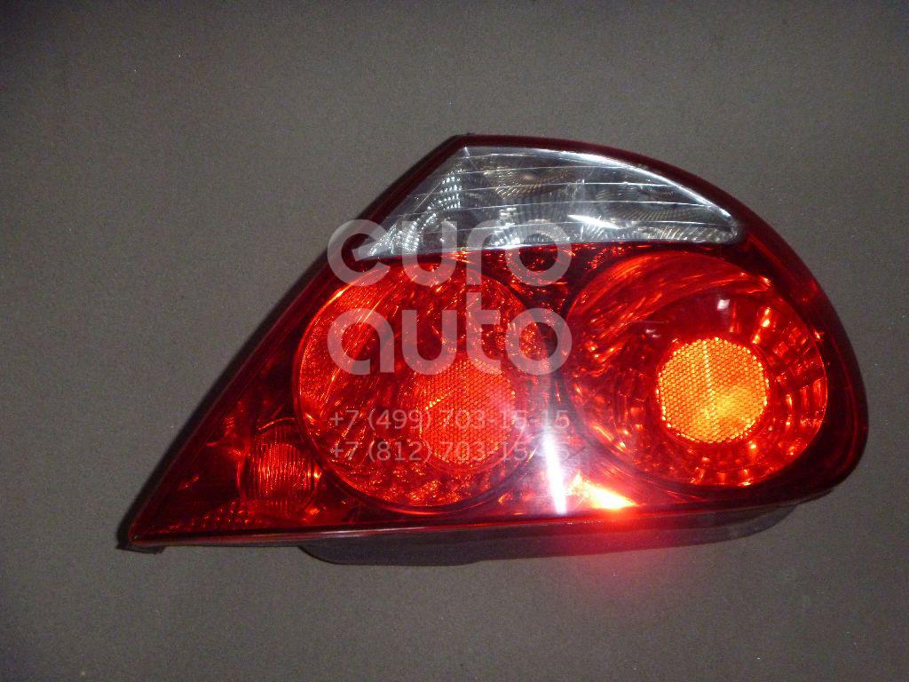 Фонарь задний правый для Jaguar S-TYPE 2000-2006 - Фото №1