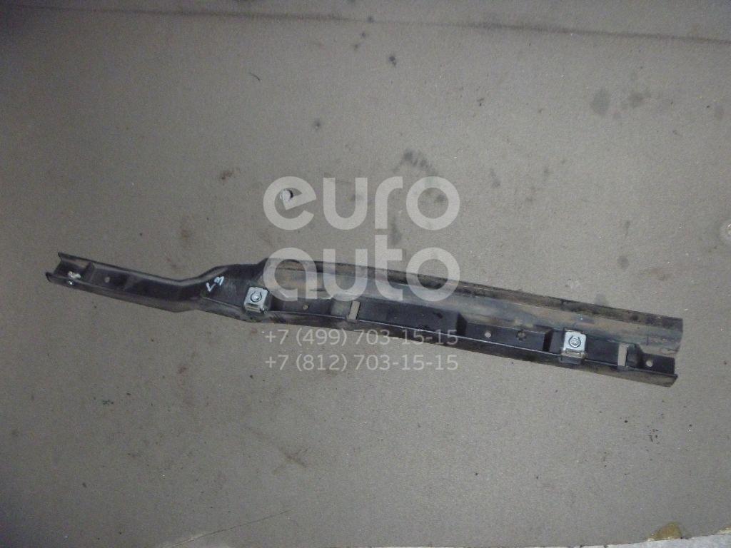 Направляющая заднего бампера для Jaguar S-TYPE 1999-2008 - Фото №1