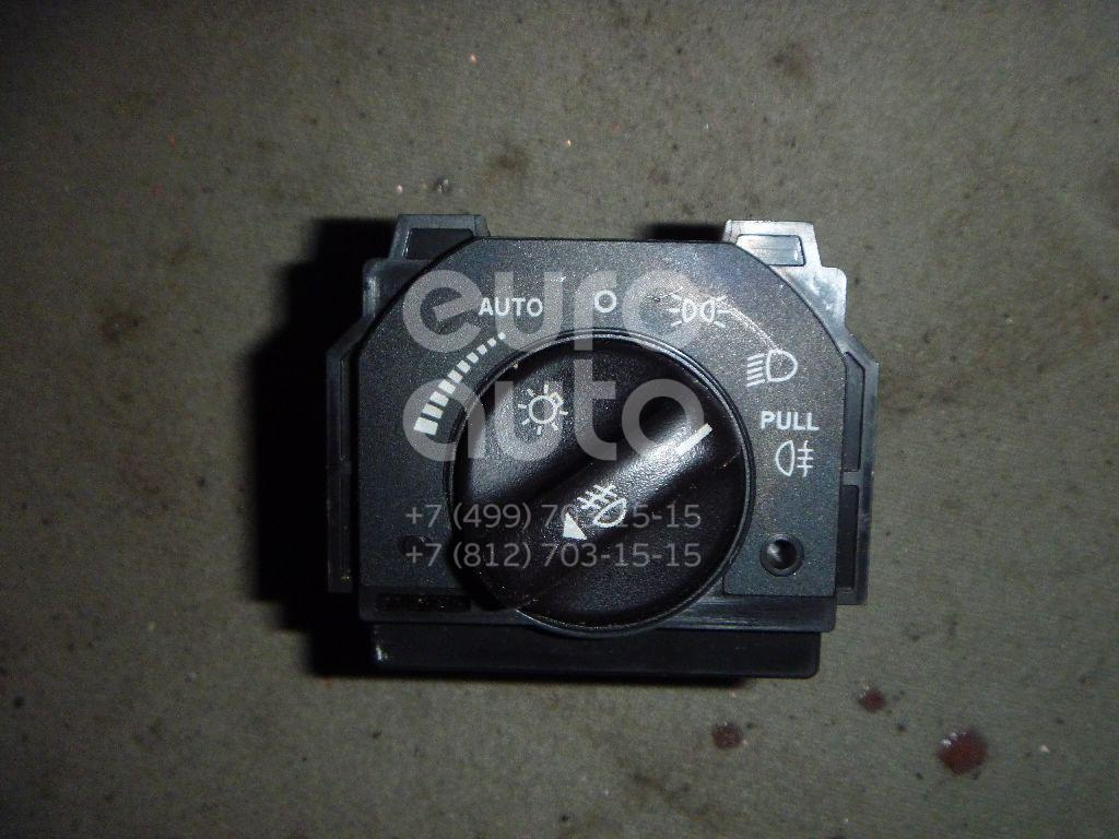 Блок управления светом для Jaguar S-TYPE 1999-2008 - Фото №1