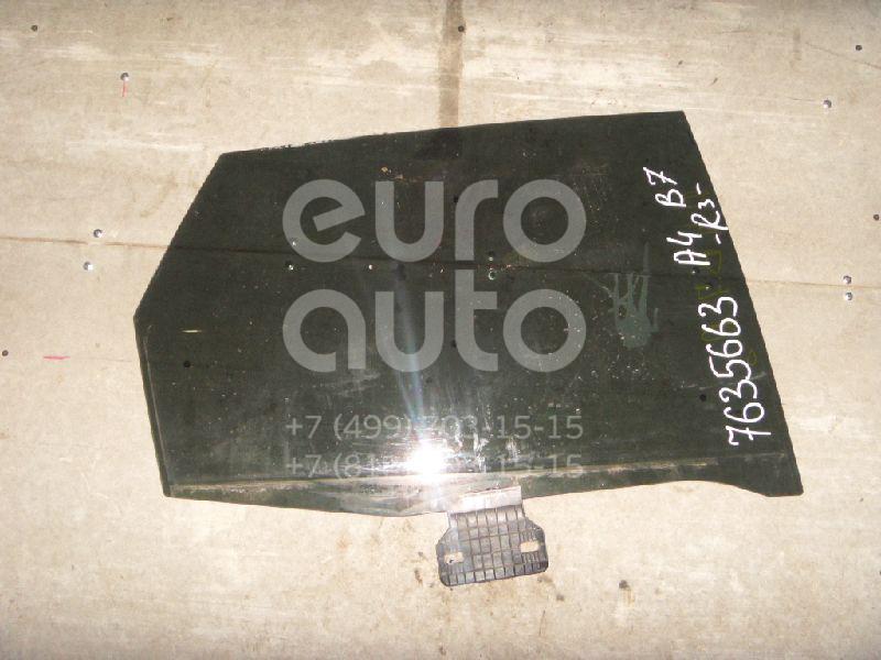 Стекло двери задней правой для Audi A4 [B6] 2000-2004;A4 [B7] 2005-2007 - Фото №1