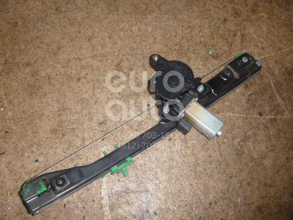 Стеклоподъемник электр. передний правый для Fiat Punto 188 1999-2007 - Фото №1