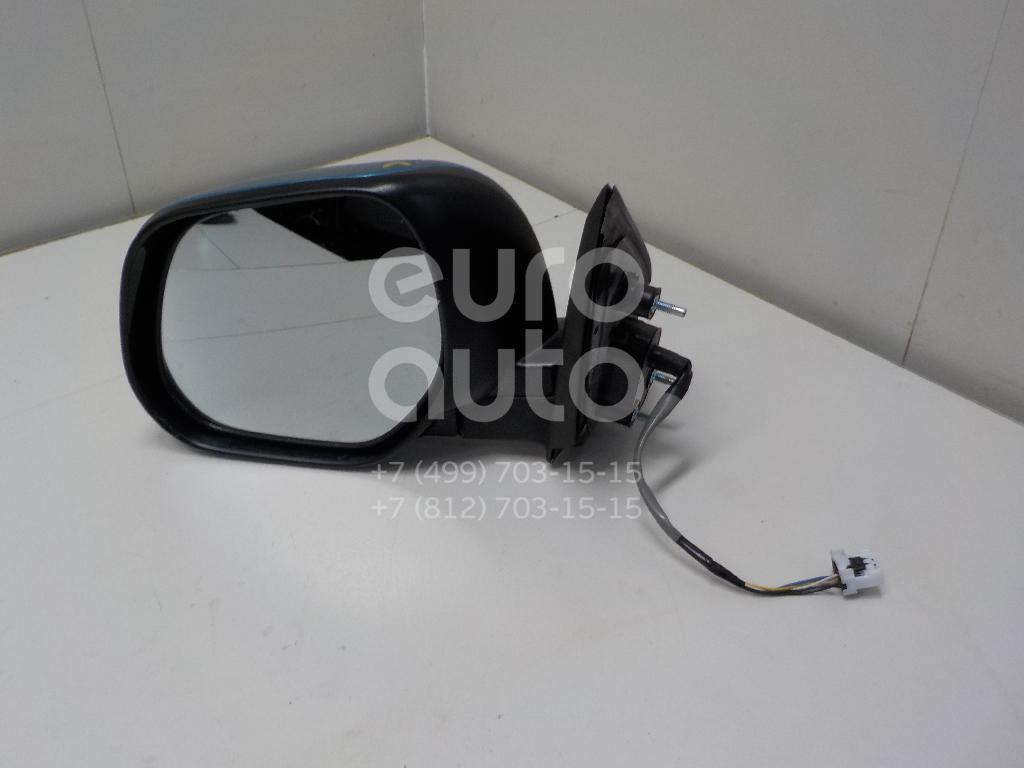Купить Зеркало левое электрическое Mitsubishi ASX 2010-; (7632B441)