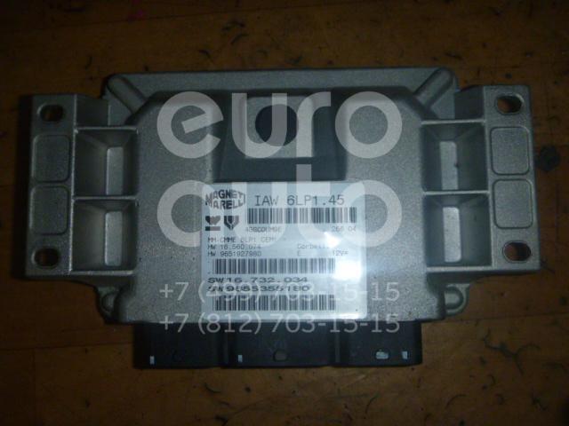Блок управления двигателем для Peugeot 407 2004-2010 - Фото №1