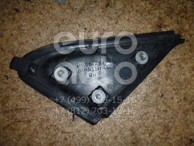 Накладка на крыло для Mitsubishi Space Wagon (N3,N4) 1991-2000;Space Runner (N1,N2) 1991-1999 - Фото №1