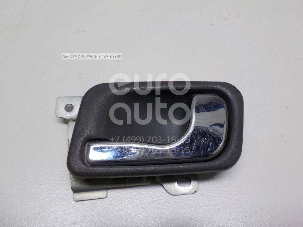 Ручка двери внутренняя левая для Mitsubishi Space Wagon (N3,N4) 1991-2000;Galant (E3) 1988-1993 - Фото №1