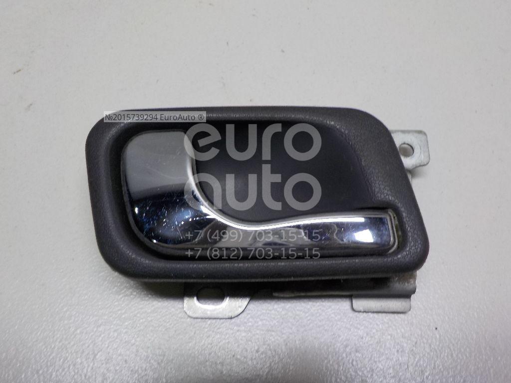 Ручка двери внутренняя правая для Mitsubishi Space Wagon (N3,N4) 1991-2000;Galant (E3) 1988-1993 - Фото №1