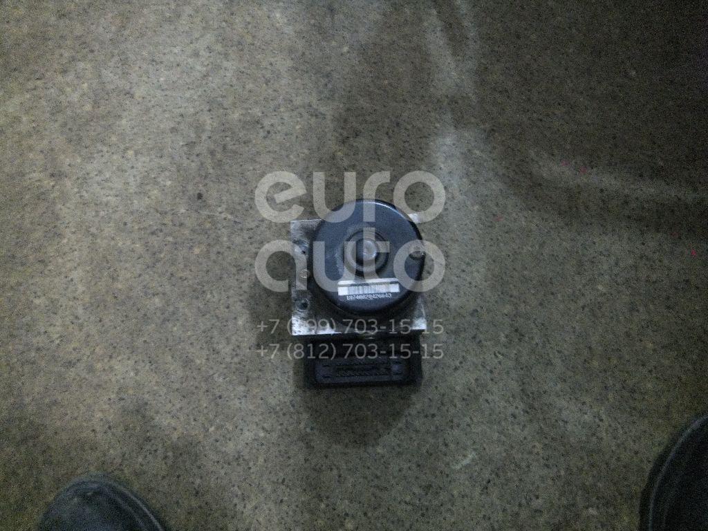 Блок ABS (насос) для Opel Astra H / Family 2004> - Фото №1