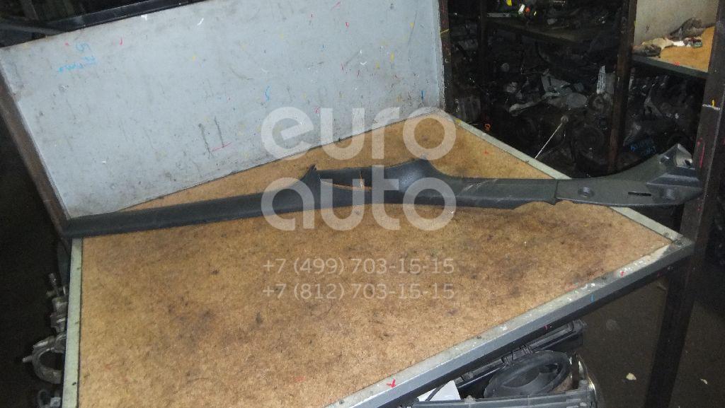 Накладка порога (внутренняя) для VW Passat [B6] 2005-2010 - Фото №1