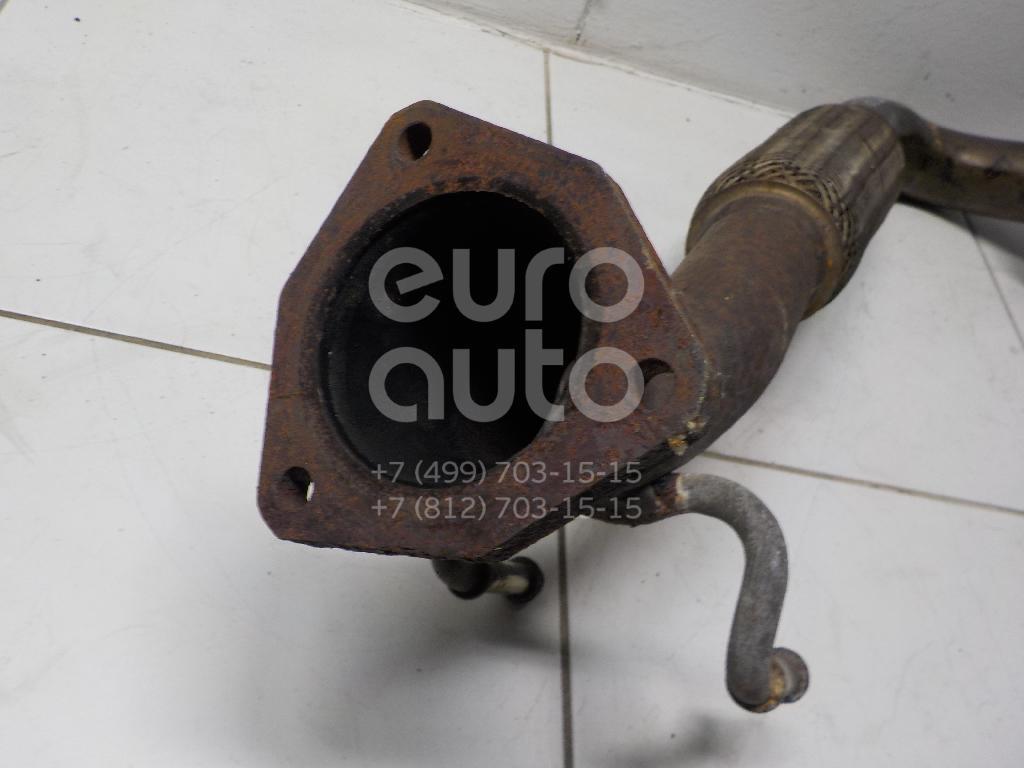 Приемная труба глушителя для VW Sharan 2000-2004 - Фото №1